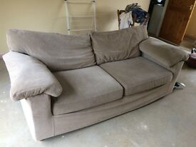 3 seater sofa,good used condition