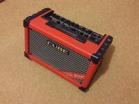Roland Cube Street - Red - only used 4 or 5 times.