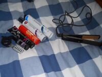 HAIR STRAIGHTENERS BABYLISS - GREAT CONDITION