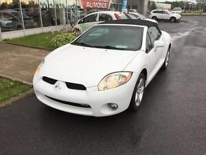 2008 Mitsubishi ECLIPSE Spyder Convertible GS