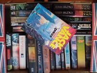 SCIENCE FICTION,FANTASY BOOKS COLLECTION,JOB LOT,HARDBACK,PAPERBACK,ALL GOOD,SOME AS NEW