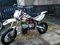 Demon x 140cc sell or swap for bigger bike quad