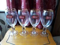 4 stella glasses