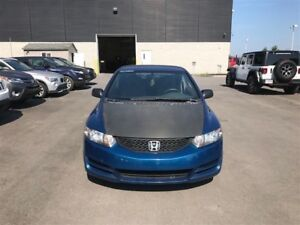 2010 Honda Civic Coupe DX-G A/C MAGS