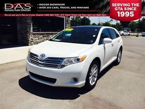 2010 Toyota Venza LIMITED AWD LEATHER/PANORAMIC SUNROOF