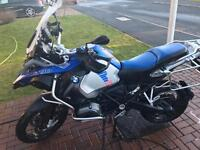 Bmw gs 1200 te adventure full option