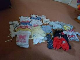 Newborn upto a month bundle