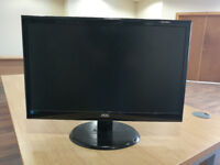 AOC 21.5 inch LED Monitor: AOC e2250 LED Monitor
