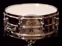 "Tama 14""x5"" Beaded Steel Snare (Vintage/Late 80's)"