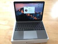 MacBook 12-inch 2016, 2yrs AppleCare, 512gb, m5