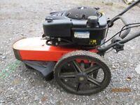 Wheeled Strimmer