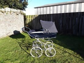 Silver Cross Coach built Pram delivery available 50 mile radius