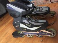 Size 4.5 Nike Air Rollerblades