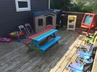 New playschool (day home) opening in Mount Pearl