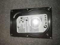 500 GB Seagate SATA HDD Hard Disk