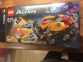 LEGO 70168 ultra agents