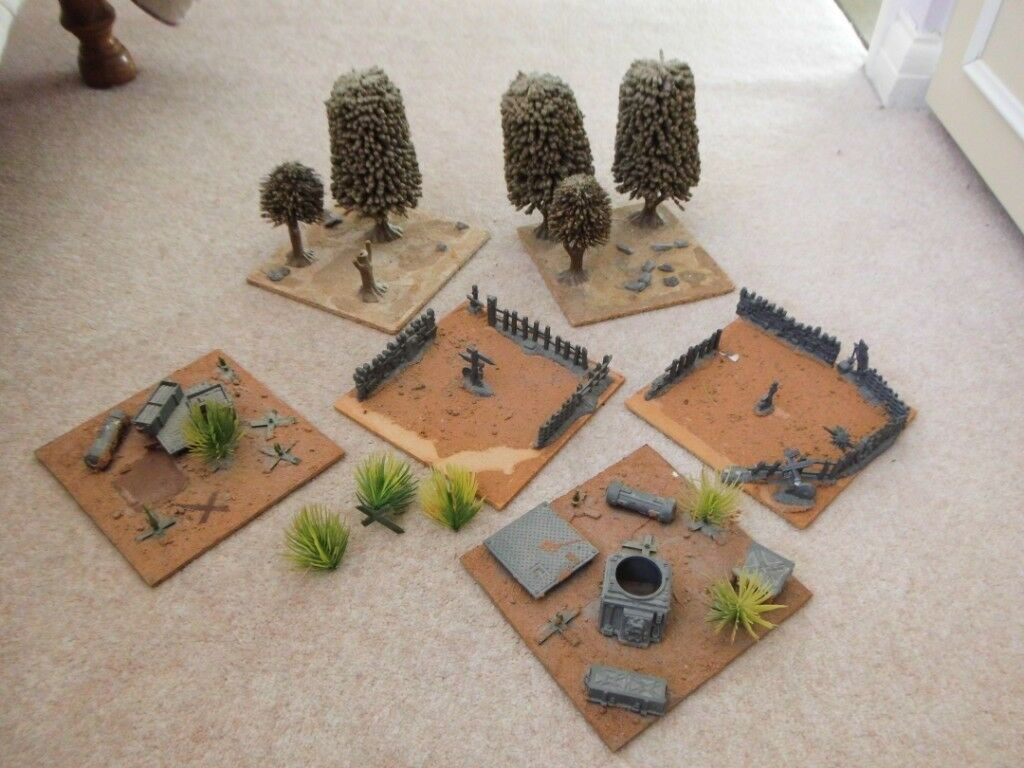 Scenery Pieces for Table-Top War Gaming (Games Workshop, Warhammer etc) |  in Coggeshall, Essex | Gumtree