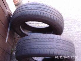 car tyres 196/65/15