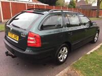SKODA OCTAVIA AMBIENT TDI PD LONG MOT STARTS AND DRIVES LIKE BRAND NEW AWESOME DRIVE