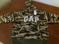 Boys7-8yr sweatshirt