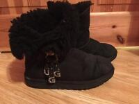 Girls real ugg boots size 12 ( 11)