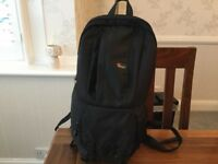 Lowepro Fastpack 100 camera backpack
