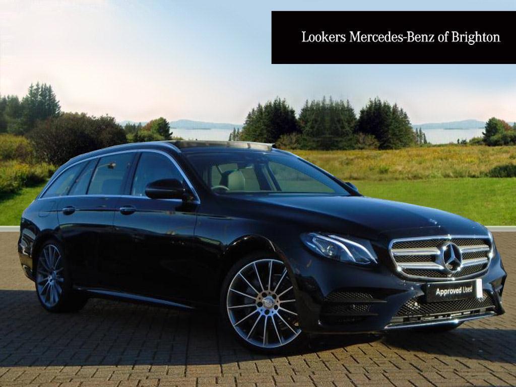 Mercedes-Benz E Class E 220 D AMG LINE PREMIUM (black) 2016-11-18