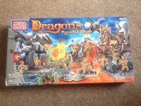 Lego Mega Bloks Dragons Krystal Wars