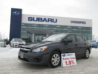 2012 Subaru Impreza 2.0i - 1.9% FINANCING AVAILABLE!