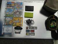 Nintendo bundle of stuff with sell seperate