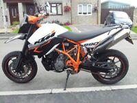 KTM 990 SMR 2010