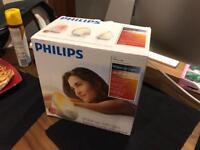 Philips Sunrise Wake-up Alarm HF3520/01 new
