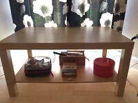 Tea table IKEA