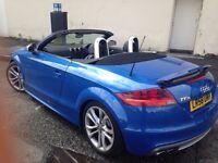 Audi tts 58 reg sprint blue .st.golf r.gti.s3.m3.s4.bmw.ford.volkswagen