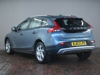 VOLVO V40 D2 CROSS COUNTRY LUX 5DR POWERSHIFT Auto (blue) 2013