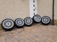 "Oem BMW BBS 20"" Wheels"