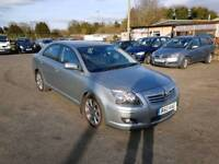 Toyota Avensis Diesel D-D4 5DR 2009 long mot service history excellent condition