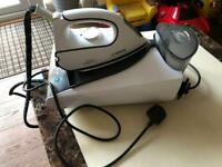 Bosch steam generator iron no steam - FREE