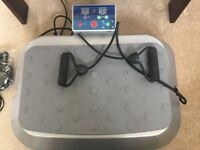 Reviver Plus Vibration Plate Used Handful Of times