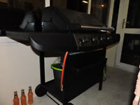 Gas barbecue with bottle for £80