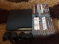 PS3 320GB with 23 games