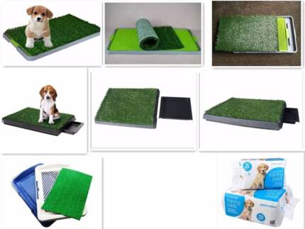 Pet Dog Puppy Training Pads, Potty pad,Indoor/outdoor toilet tray Oakleigh Monash Area Preview