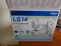 Mint condition, used Brother Sewing Machine £45