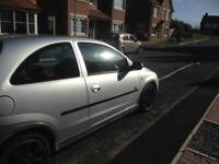 Vauxhall Corsa SRI - not Clio civic vw Audi etc