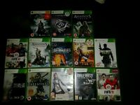 Xbox 360 games & PS4 game