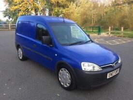 2007 Vauxhall combo 1.3 CDTi ✅ 12 months mot ✅ beautiful van . ✅ security locks