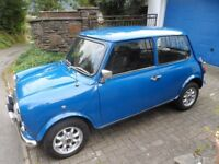 Classic Mini on the market because I have bought myself another one.