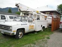 1989 Bucket Truck
