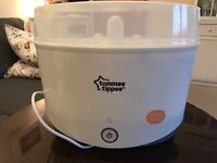 Tommee Tippee sterilizer like NEW