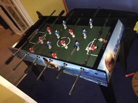 Football table kids